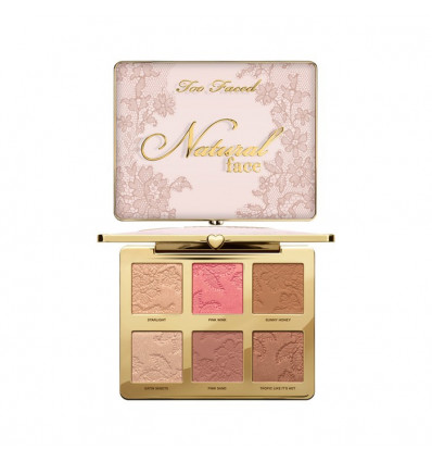 Too Faced Natural Face Makeup Palette
