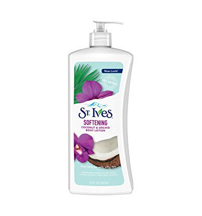 St.Ives Softening Coconut & Orchid Body Lotion 621ML