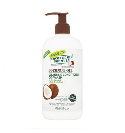 PALMER'S COCONUT OIL CLEANSING CONDITIONER CO-WASH 473 ML