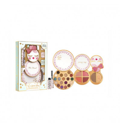 TOO FACED LET IT SNOW, GIRL!  KIT